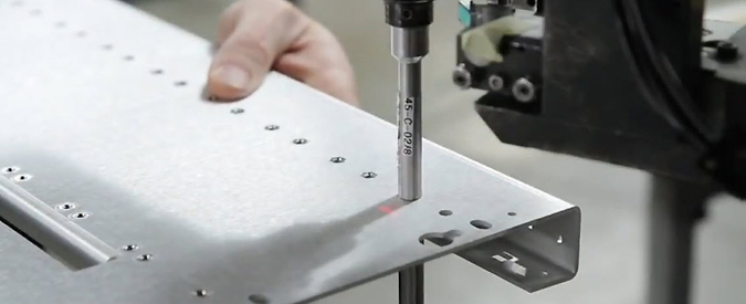 Hardware Insertion from Midwest Metal Products
