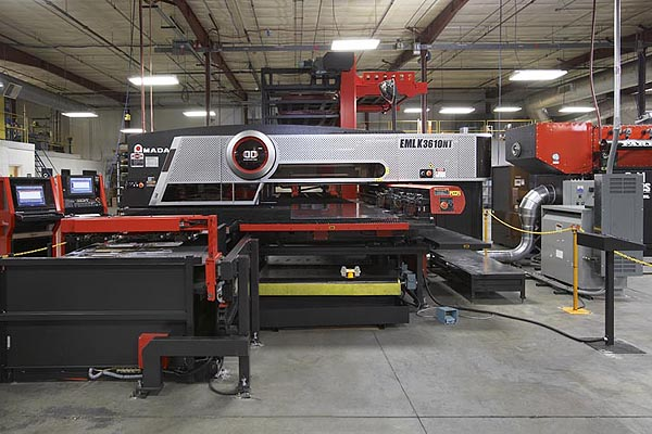 Midwest Metal Products - Turret/Laser Services