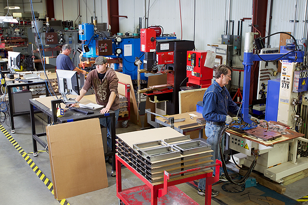 Midwest Metal Products - Welding Services