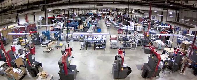 precision sheet metal manufacturing tour